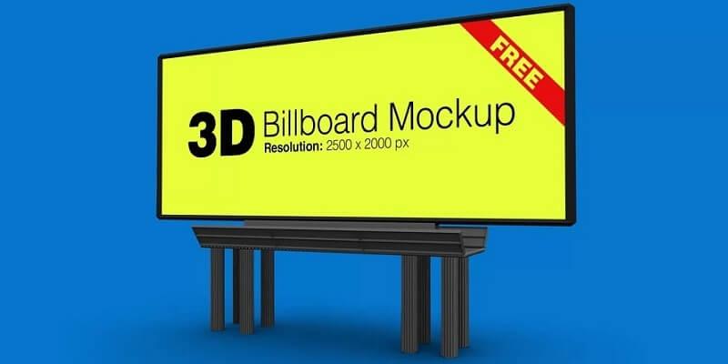 31 best free billboard mockups 2019 digitaltemplatemarket