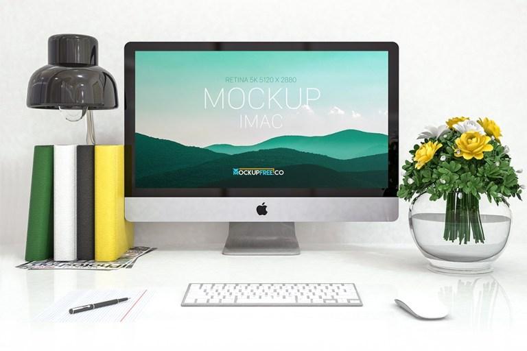 32 essential desk mockups for graphic design colorlib
