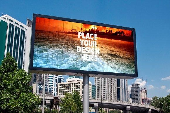 billboard mockup 10 mockup store