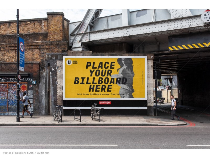billboard mockup vol 2 on behance