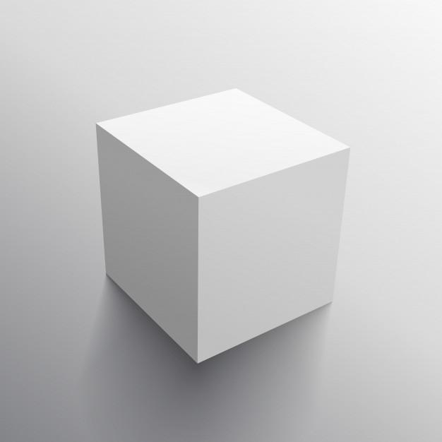 box mockup vector free download