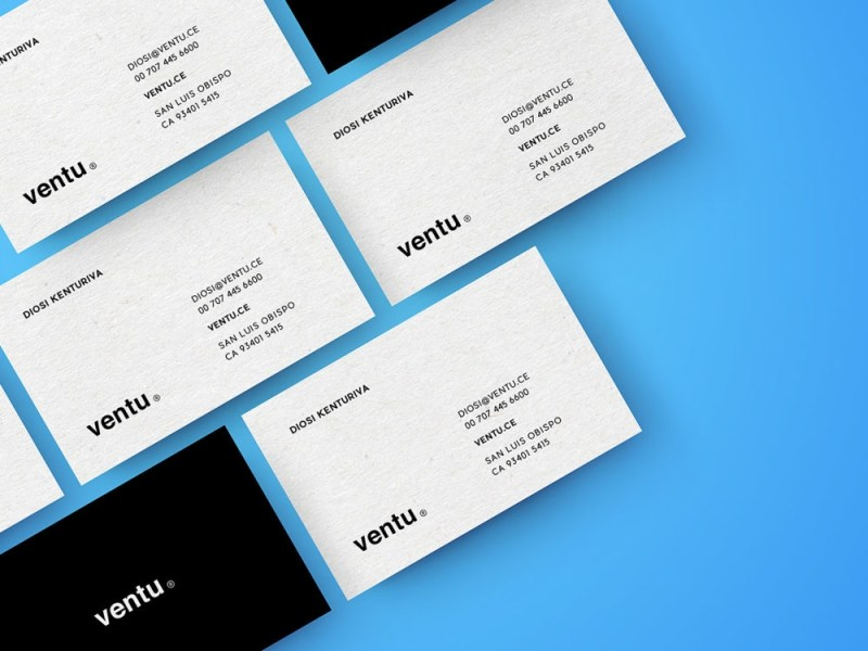 business cards mockup free free mockup