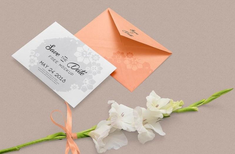 free greeting card mockup psd mockuptree