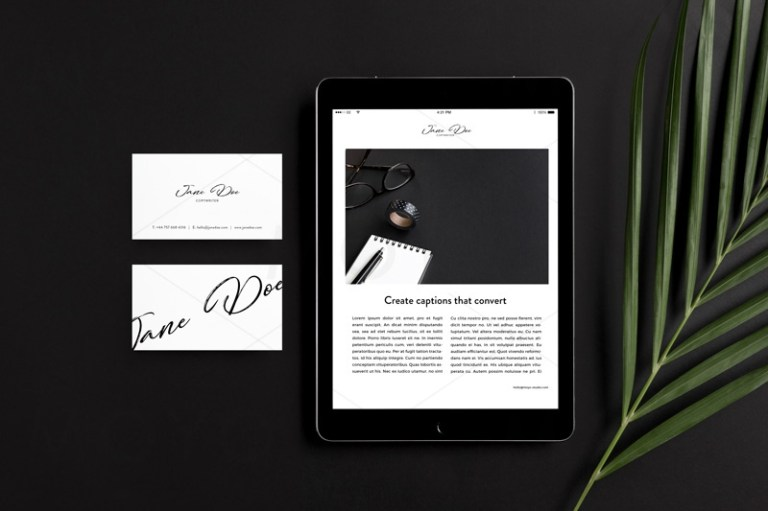 ipad mockup collection 1 stock photo moyo studio