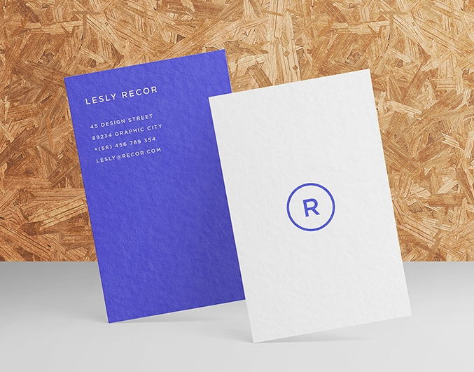 lesly free business card mockup psd template ltheme