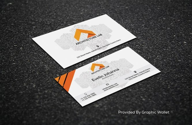 modern business card mockup psd graphic wallet