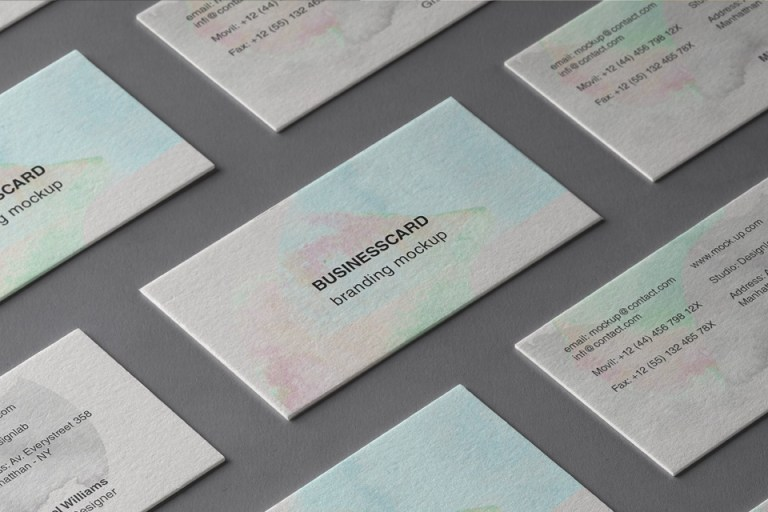 psd business card branding mockup 3 psd mock up templates pixeden