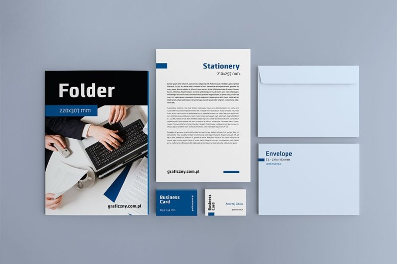 31 awesome stationery mockups for professional branding colorlib