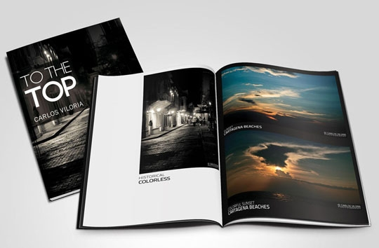 a collection of free realistic magazine mockups to display your