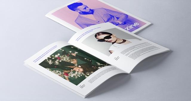 a4 psd magazine booklet mockup psd mock up templates pixeden