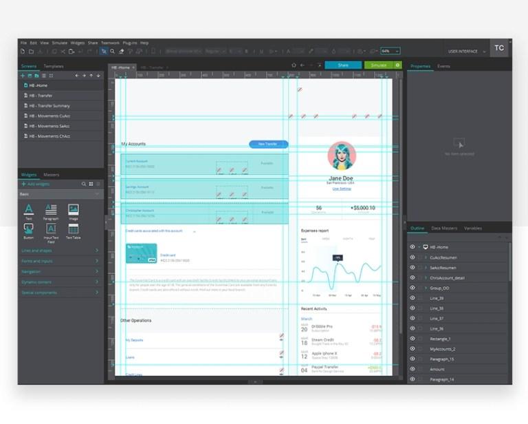 complete guide to designing mobile app and website mockups justinmind