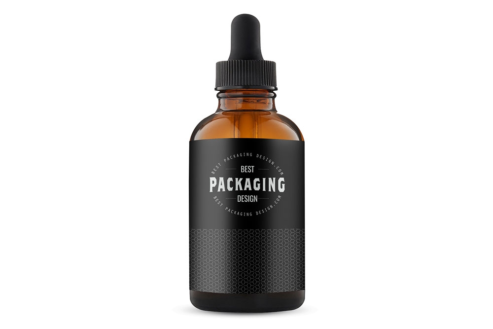 download this free beard oil bottle mockup in psd designhooks