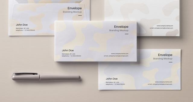 envelope letter psd mockup vol5 psd mock up templates pixeden