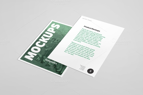 flyer mockup 06 mockup store