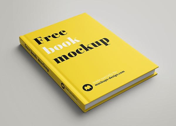 free book mockup on behance