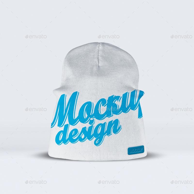 hat mock up