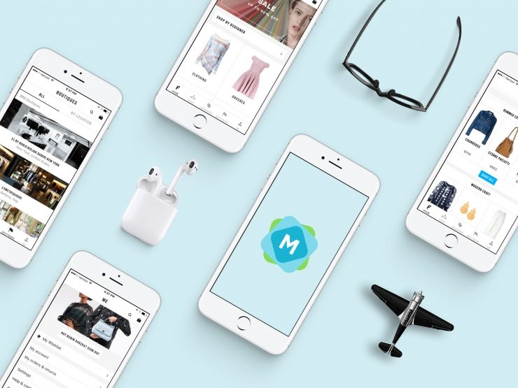 iphone airpods mockup scene pack mockup templates