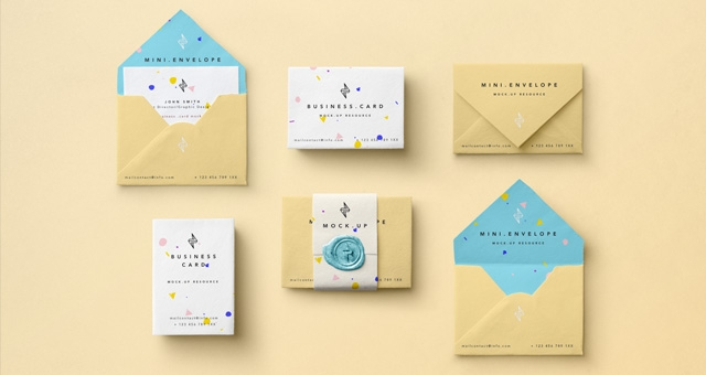 mini envelope psd mockup psd mock up templates pixeden