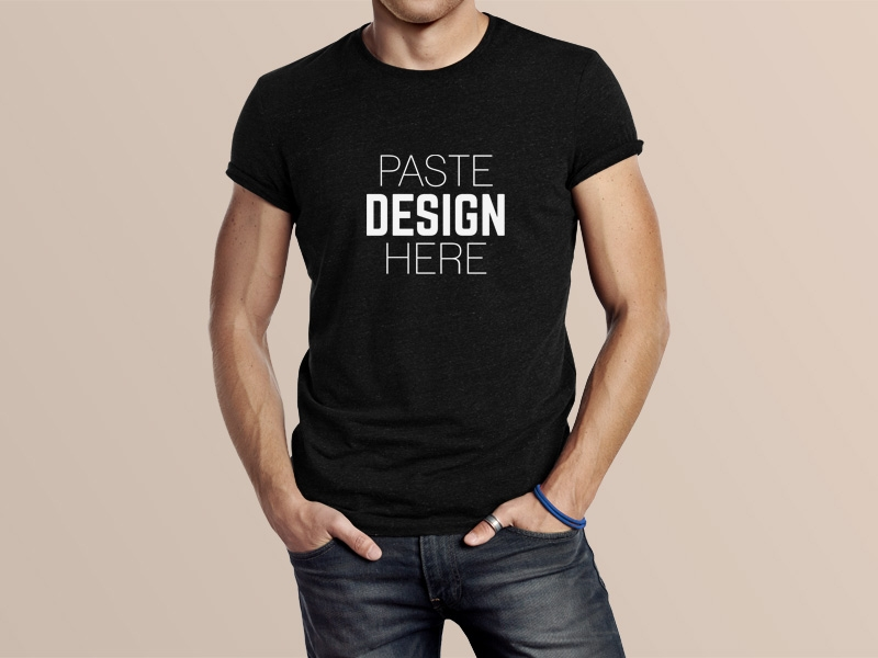 multiple t shirt mockups free psd template psd repo