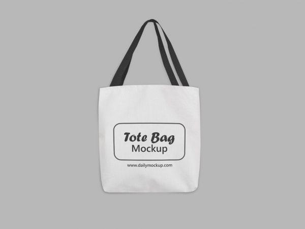 tote bag mockup daily mockup
