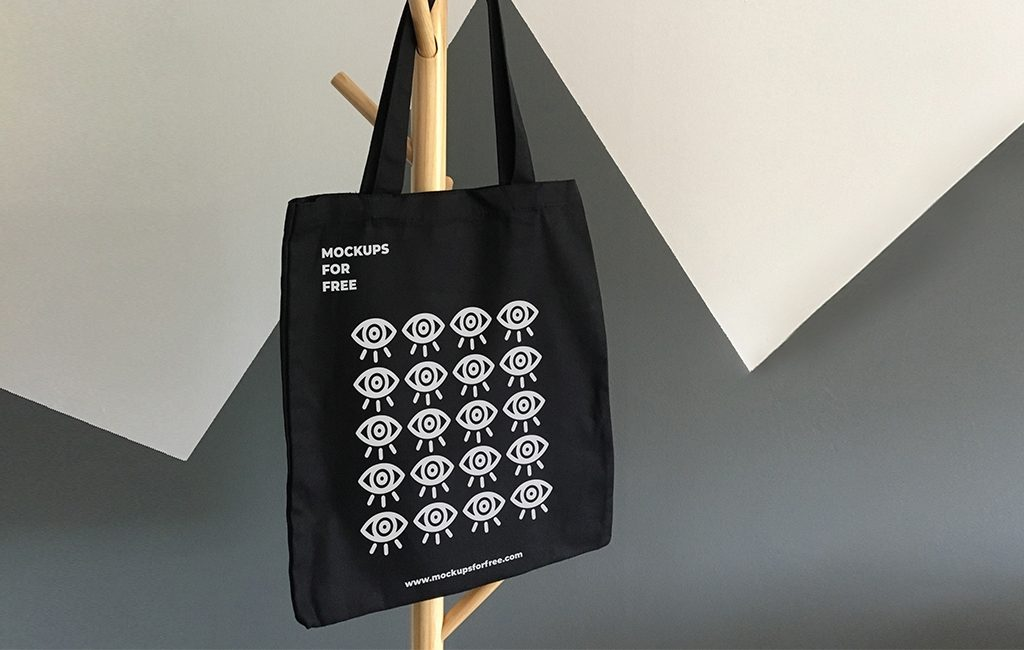 tote bag mockup mockups for free