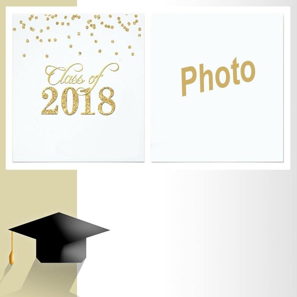 005 beautiful free printable graduation invitation template
