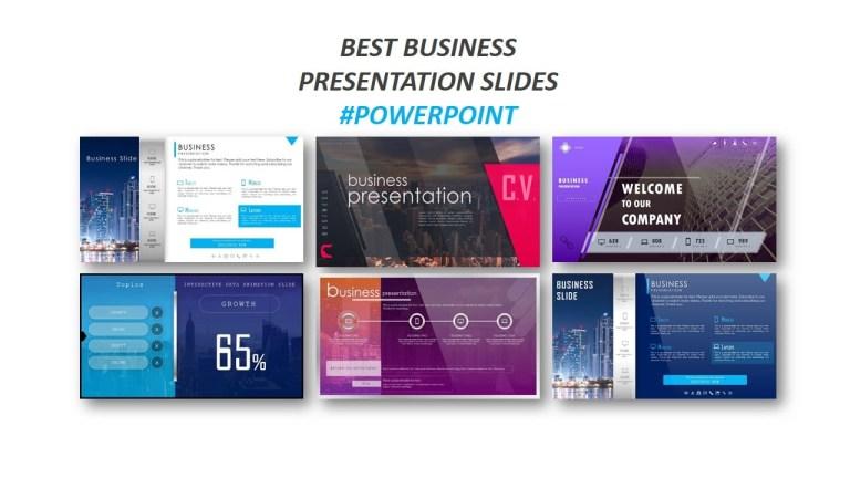 design business modern powerpoint templates