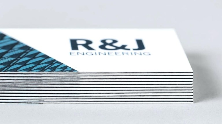 folding business cards template refat
