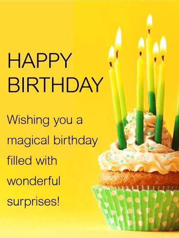 happy birthday messages images