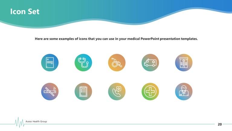 healthcare premium powerpoint slide template slidestore