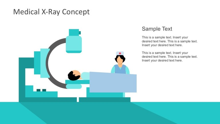 medical x ray powerpoint template