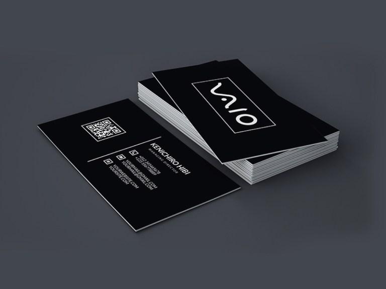 simple business card design by yunus ahmad