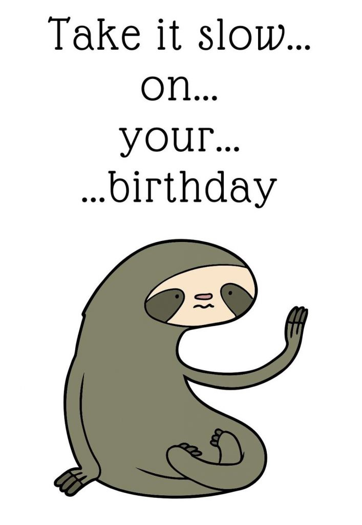 100s of funny printable birthday cards free