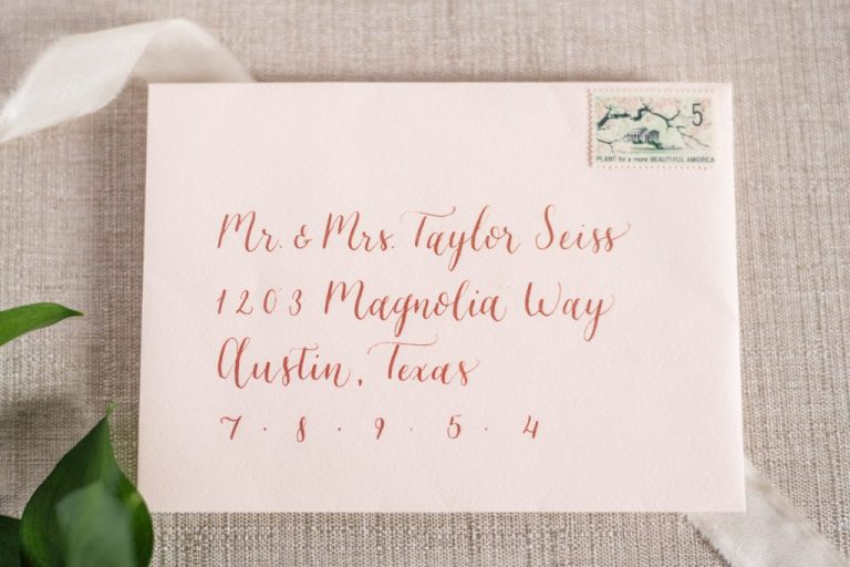 etiquette 101 addressing your wedding invitation envelopes