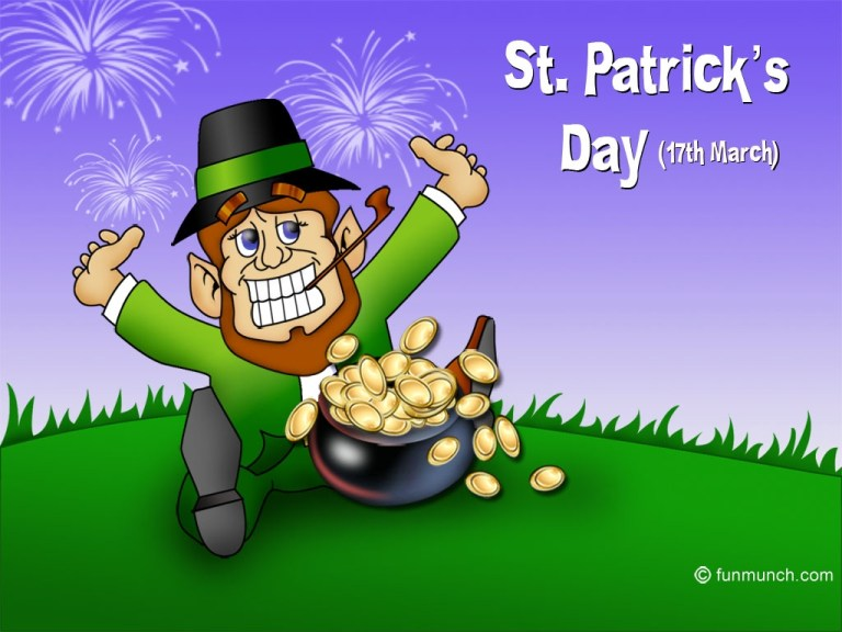 free wallpapers for st patricks day lets celebrate
