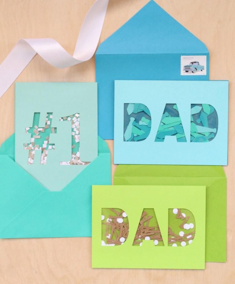handmade fathers day card ideas martha stewart