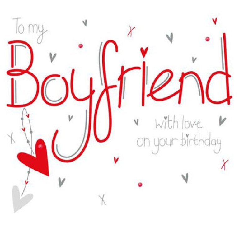 happy birthday poems for boyfriend poems for him