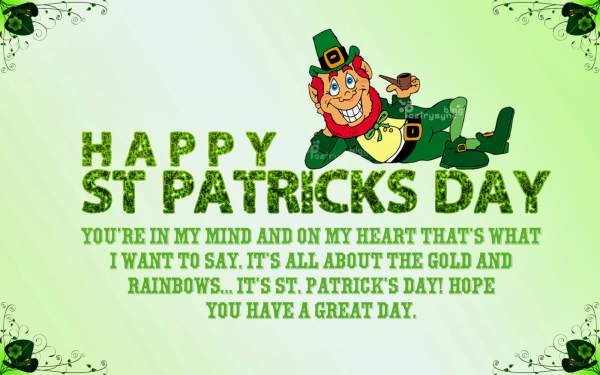 happy st patricks day quotes 2019 images sayings irish