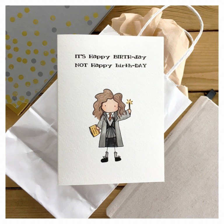 harry potter birthday greetings page 1 line17qq