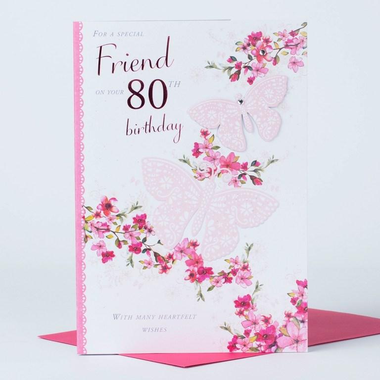 home furniture diy friend 80th birthday card kisetsu