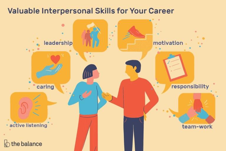 4 excellent ways to develop interpersonal skills at work