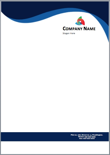 company letterhead template shatterlion
