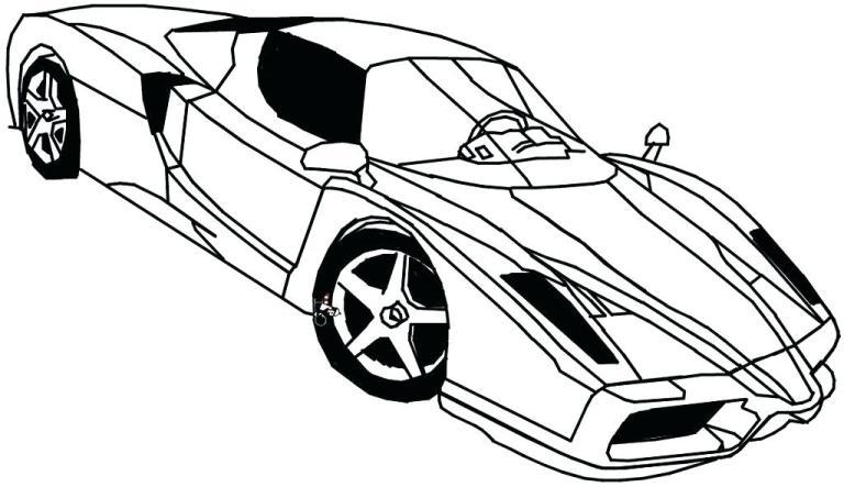 Car Coloring games