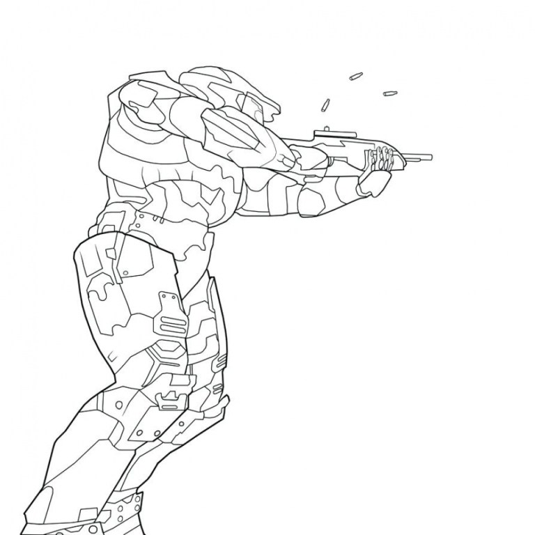 Halo Coloring For Education