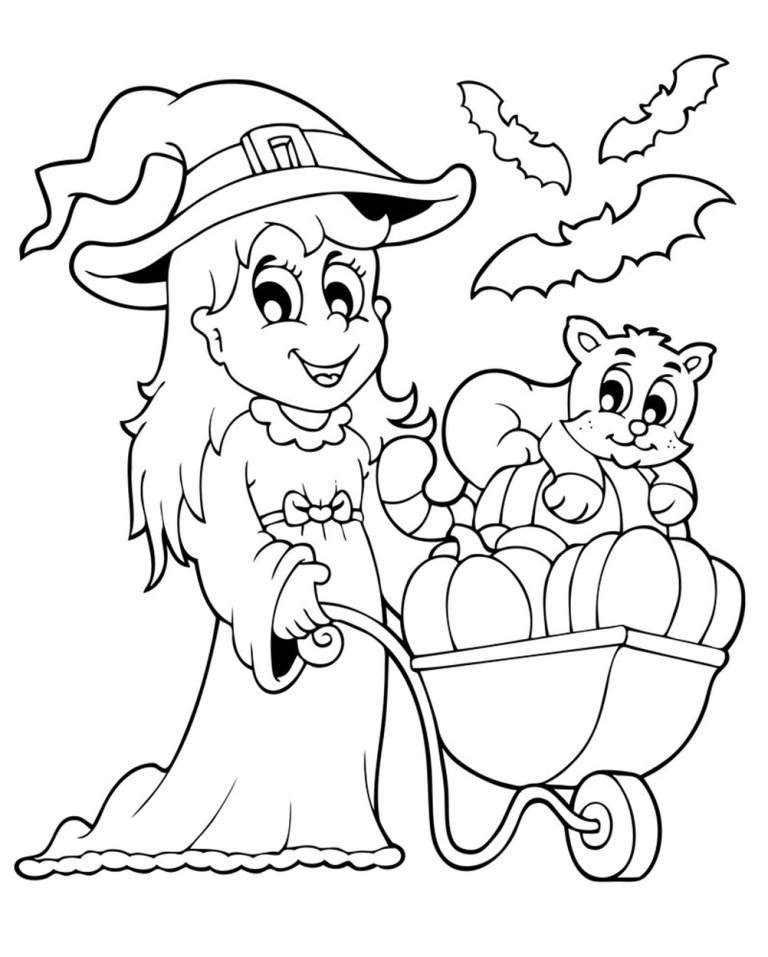free printable halloween drawing design updated 2021 2022