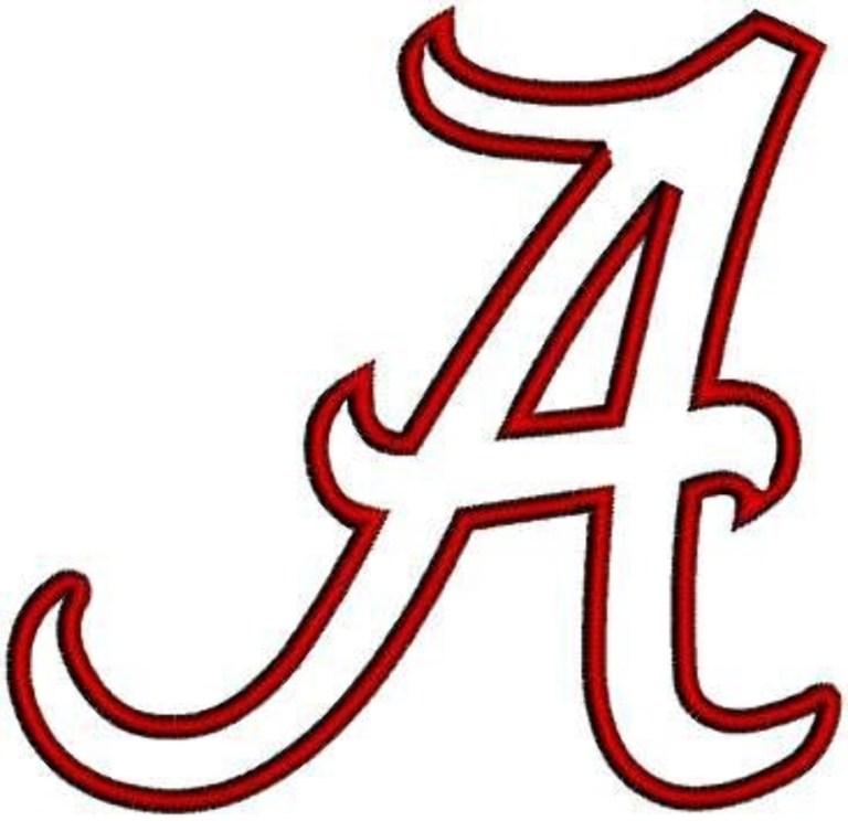 Alabama Crimson Tide Print