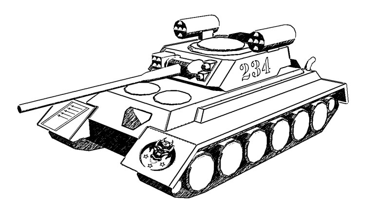 army tank coloring pages free for boy