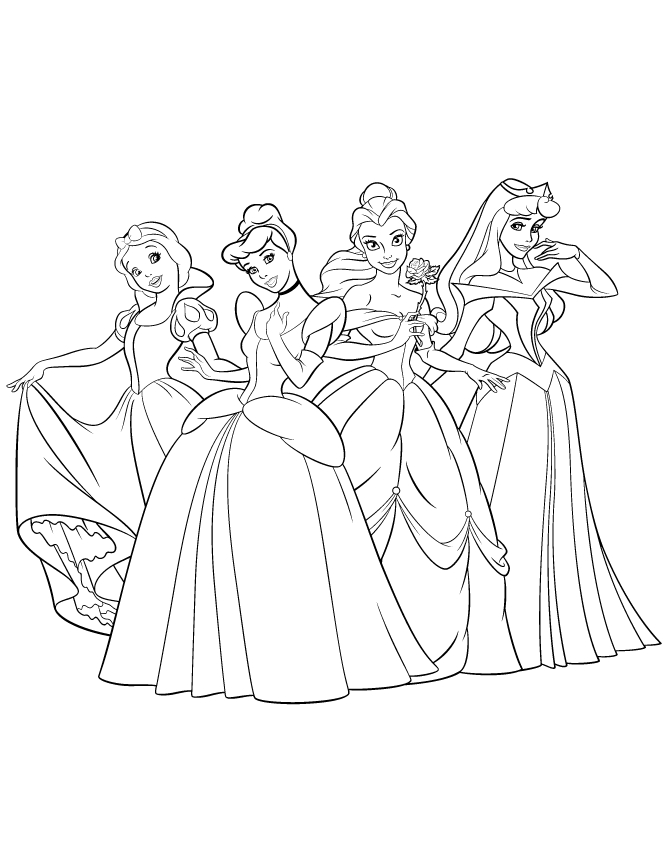 aurora Disney Princess download and print
