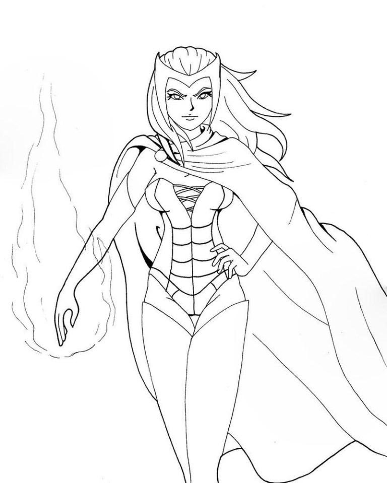 avengers Women Image