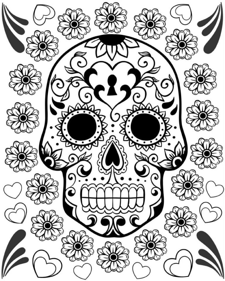 best dia de los muertos image